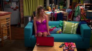 Kaley Cuoco dans The Big Bang Theory - 27/10/18 - 03