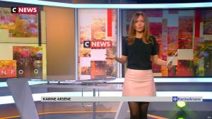Karine Arsene dans l'Info Qui Fait du Bien - 03/03/18 - 02