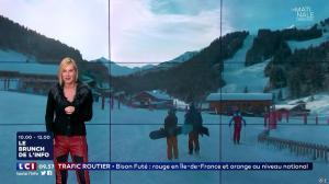 Karine Fauvet dans le Brunch - 23/12/17 - 02
