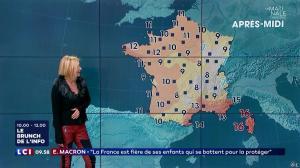 Karine Fauvet dans le Brunch - 23/12/17 - 04