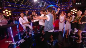 Karine Ferri dans Danse avec les Stars - 20/10/18 - 09