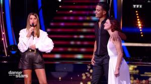 Karine Ferri dans Danse avec les Stars - 27/10/18 - 10