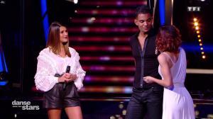 Karine Ferri dans Danse avec les Stars - 27/10/18 - 12