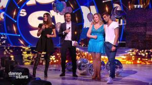 Karine Ferri dans Danse avec les Stars - 29/09/18 - 09