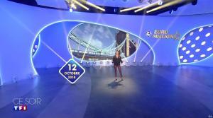 Karine Ferri dans Euro Millions - 12/10/18 - 01
