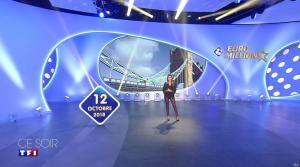 Karine Ferri dans Euro Millions - 12/10/18 - 02