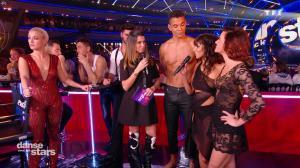 Karine Ferri et Shy'm dans Danse avec les Stars - 17/11/18 - 06