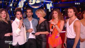 Karine Ferri et Sylvie Tellier dans Danse avec les Stars - 20/10/18 - 08