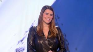 Karine Ferri lors du Tirage du Loto - 07/01/19 - 03
