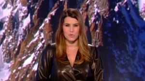Karine Ferri lors du Tirage du Loto - 07/01/19 - 13