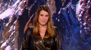 Karine Ferri lors du Tirage du Loto - 07/01/19 - 18
