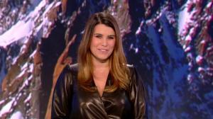 Karine Ferri lors du Tirage du Loto - 07/01/19 - 19