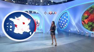 Karine Ferri lors du Tirage du Loto - 17/09/18 - 02