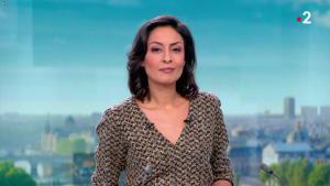 Leïla Kaddour au 13h - 19/01/19 - 08