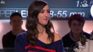 Elise Chassaing dans la Quotidienne Du Cinema - 04/12/10 - 1