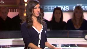 Elise Chassaing dans la Quotidienne Du Cinema - 09/11/10 - 1