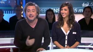 Elise Chassaing dans la Quotidienne Du Cinema - 09/11/10 - 2