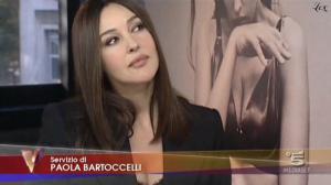 Monica Bellucci dans Verissimo - 13/11/10 - 1