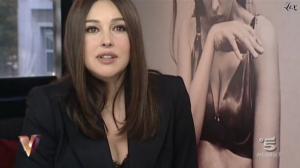 Monica Bellucci dans Verissimo - 13/11/10 - 2