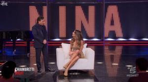 Nina Senicar dans Chiambretti Night - 03/04/11 - 1