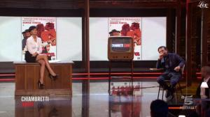 Nina Senicar dans Chiambretti Night - 03/04/11 - 3