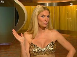 Sonya Kraus dans Talk Talk Talk - 08/01/11 - 1