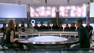Valérie Amarou dans la Quotidienne Du Cinema - 16/02/11 - 4