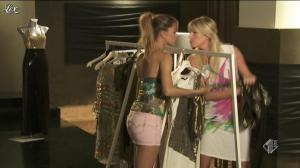 Belen Rodriguez et Alessia Marcuzzi dans Cosi Fan Tutte - 06/11/11 - 02