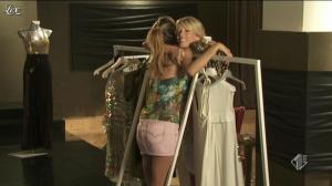 Belen Rodriguez et Alessia Marcuzzi dans Cosi Fan Tutte - 06/11/11 - 03