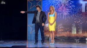 Belen Rodriguez dans Italia s Got Talent - 07/01/12 - 01