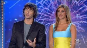 Belen Rodriguez dans Italia s Got Talent - 07/01/12 - 02