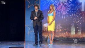 Belen Rodriguez dans Italia s Got Talent - 07/01/12 - 03