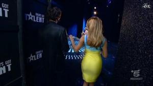 Belen Rodriguez dans Italia s Got Talent - 07/01/12 - 04