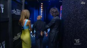 Belen Rodriguez dans Italia s Got Talent - 07/01/12 - 06