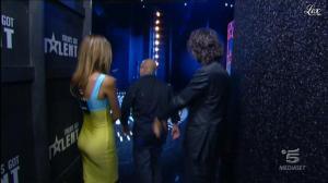 Belen Rodriguez dans Italia s Got Talent - 07/01/12 - 06