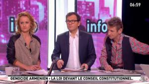 Caroline Roux dans la Matinale - 01/02/12 - 02