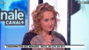 Caroline Roux dans la Matinale - 01/02/12 - 06