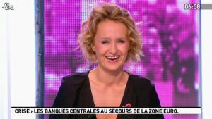 Caroline Roux dans la Matinale - 01/12/11 - 01