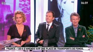 Caroline Roux dans la Matinale - 01/12/11 - 02