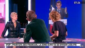 Caroline Roux dans la Matinale - 01/12/11 - 04