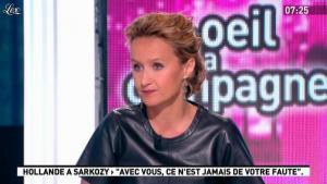 Caroline Roux dans la Matinale - 03/05/12 - 05