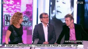 Caroline Roux dans la Matinale - 05/03/12 - 01