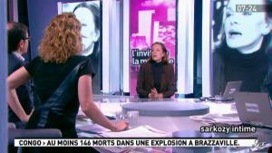 Caroline Roux dans la Matinale - 05/03/12 - 02