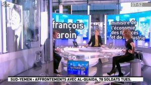 Caroline Roux dans la Matinale - 05/03/12 - 04