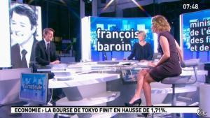 Caroline Roux dans la Matinale - 07/12/11 - 02