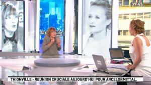 Caroline Roux dans la Matinale - 09/03/12 - 04