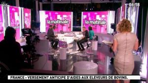 Caroline Roux dans la Matinale - 10/02/12 - 04