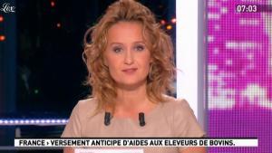 Caroline Roux dans la Matinale - 10/02/12 - 06