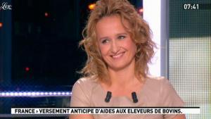 Caroline Roux dans la Matinale - 10/02/12 - 08