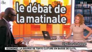 Caroline Roux dans la Matinale - 10/02/12 - 11